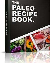The Paleo Recipe Book Cover